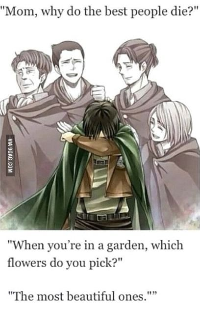 The  Attack on titan is my all time anime