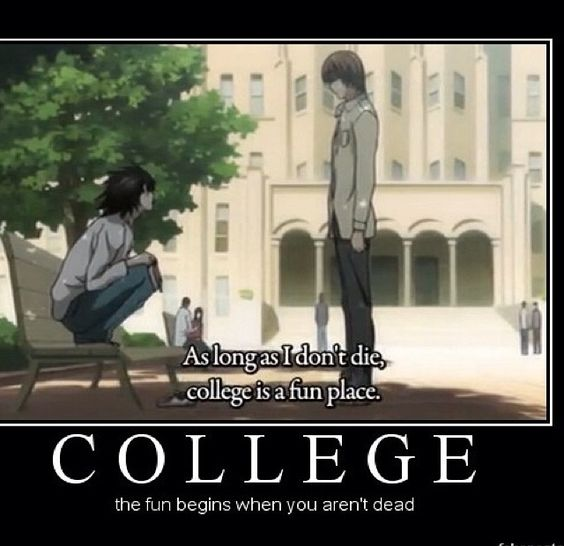 the most accurate thing stated in Death Note :)
