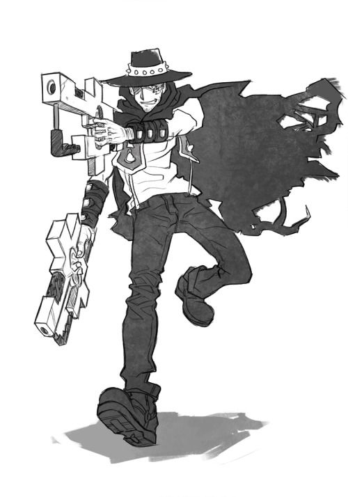 They need to make a Trigun Maximum anime because I Livio. Like seriously