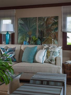 Tropical Living Room Design, Pictures, Remodel, Decor and Ideas - page 25