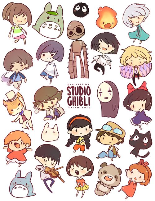 Tumblr, studio ghibli!