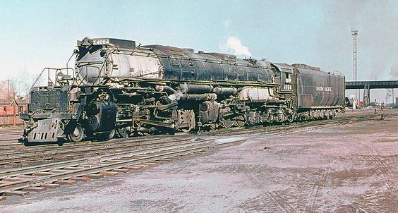 Union Pacific #4004 - Big Boy 4-8+8-4