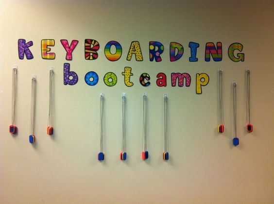 Welcome to Mrs. Schur's Computer Lab!: Keyboarding Boot Camp