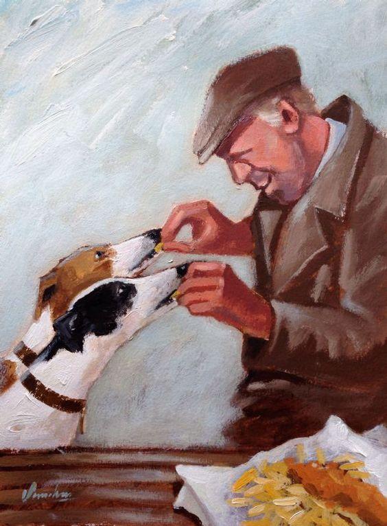 Well it is  - Steve Sanderson Blackpool Artist