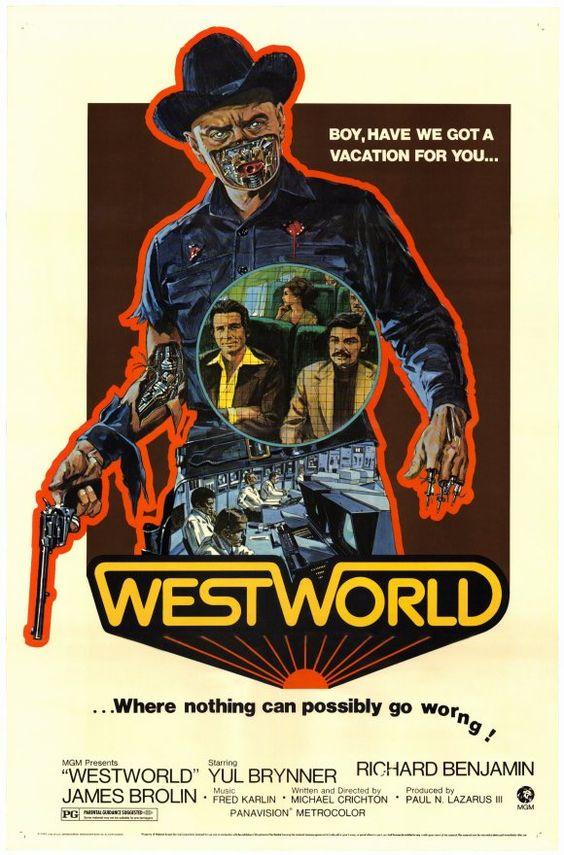 Westworld (1973) (Michael Crichton)