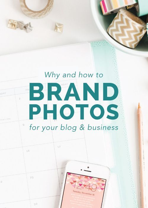 What imagery comes to mind when you think of branding for your business or blog? Images of logos,...