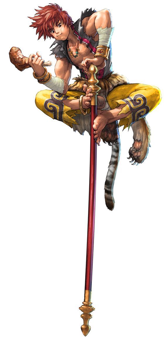 Xiba - Characters & Art - SoulCalibur V