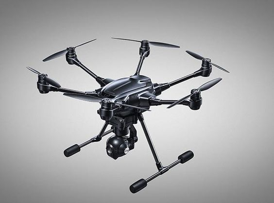 Yuneec Typhoon H Drone with Intel RealSense