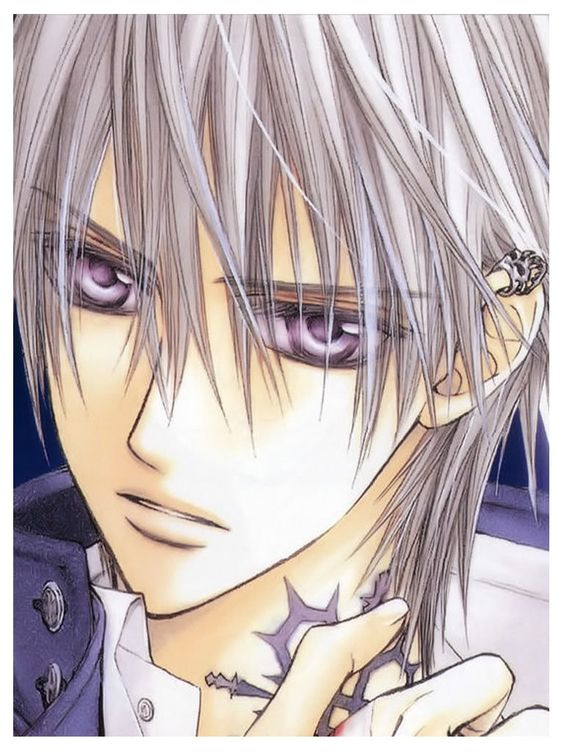 Zero!!! ♥ sorry Kaname, but I reeeally don't like you. Team Zero!