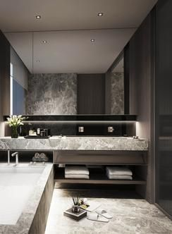 118 East 59 Street Apartment - New York - Interiors - SCDA