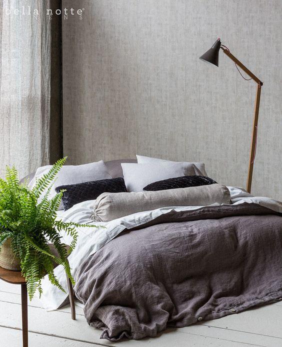 Bella notte - modern linen
