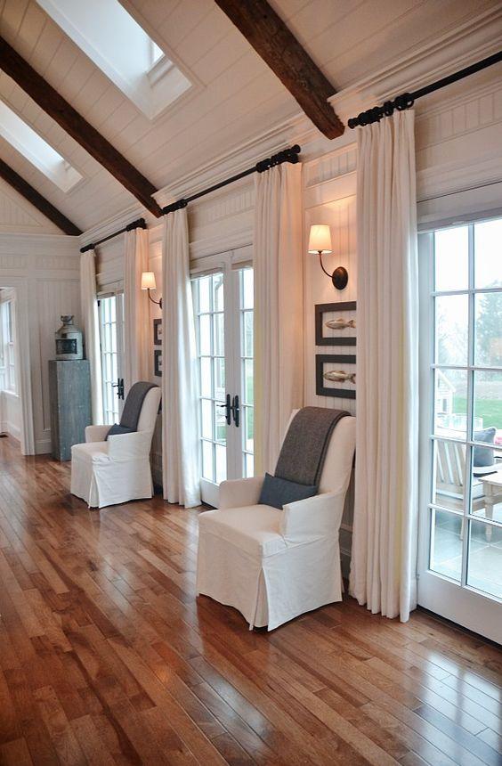 Flooring: lumber liquidators- casa de colour walnut hickory HGTV Dream Home 2015 -