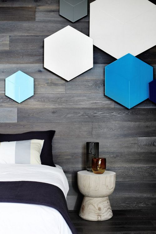 FUN weekend DIY, if you want. Or, any other geometric patterns or other shapes. I am currently in love with hexagons however, just like everyone else! :-)