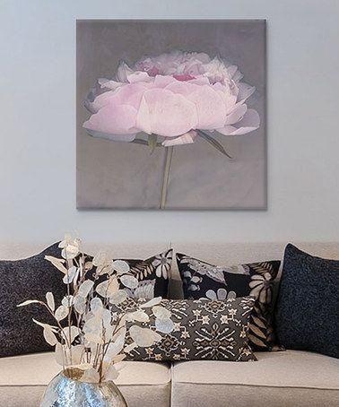 Jolie Wrapped Canvas #zulily #zulilyfinds