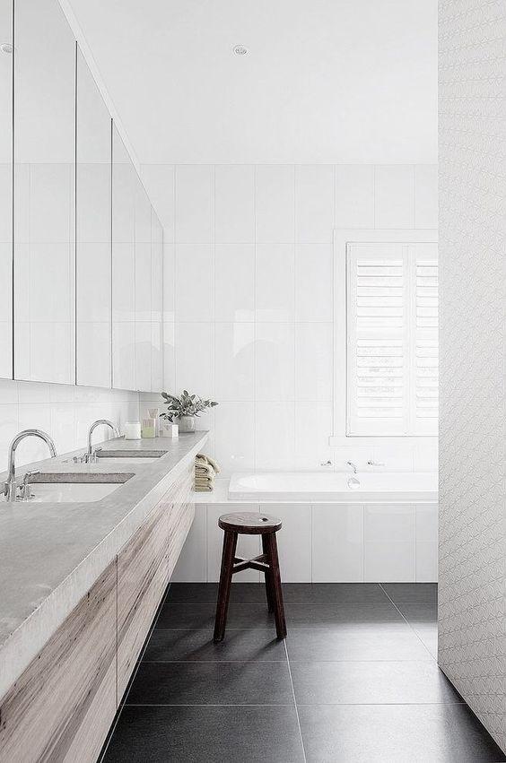 Martin House / BG Architecture #bathroom