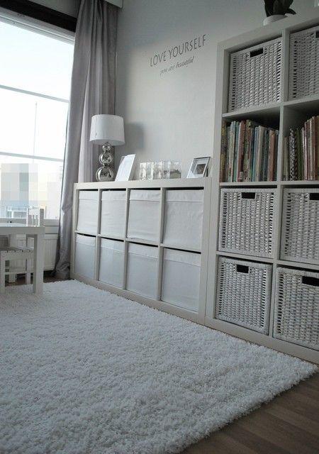 My 10 Favorite Ikea Kallax Shelf Ideas