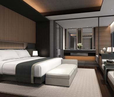 The Lalu Nanjing - Nanjing - Interiors - SCDA