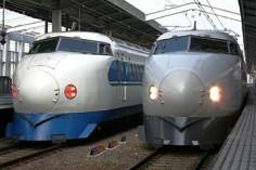 新幹線0系 岡山(岡山県)