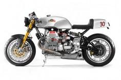 '00 Moto Guzzi V11 Sport – Santiago Choppers |