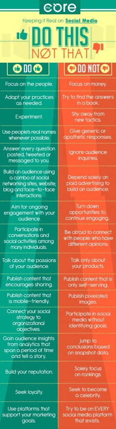 16 Things You Should Do On #SocialMedia To Stand Out #etiquette