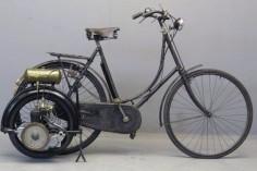 1913 Wall Autowheel 118cc
