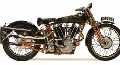 "1928 Brough Superior SS100 ""Moby Dick"""
