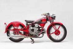 1934 Moto Guzzi V  |