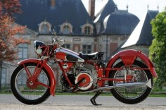 1937 Moto Guzzi GTW 500