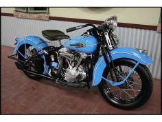 1938 harley davidson motorcycle