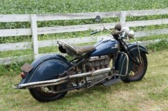 1941 Indian 4 - One of many Indian motorcycles for sale at the ultimate barn find