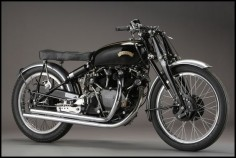 1948 - 1952 Vincent HRD Black Lightning 1000