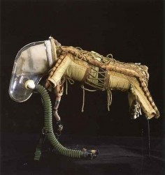 || 1950s Dog Space Suit