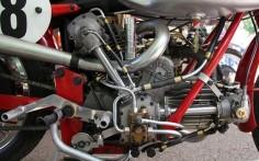 1951 Moto Guzzi Bicilindrica 120° V Twin 500cc.