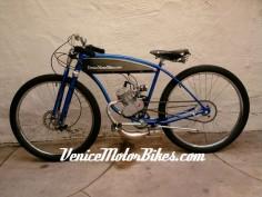 1951 Schwinn, Straight Bar, Motorized Bicycle, Piston Bike, Motored, Moped, Board Track Racer, Vintage Bike, Motorbike, Bicycle Engine, Replica Motorcycle, Rat Rod, Ratrod, Lowrider, Low Rider, Bobber, Chopper, Cruiser, Motor Bike, Cafe Racer