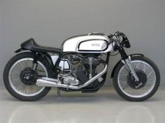 1957 Norton Manx Café Racer Motorcycle