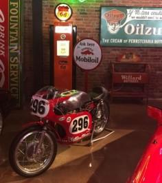 1962 Ducati 250CC F3 Corsa - Garage