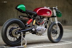 1963 Ducati 125 TS by Radical Ducati.