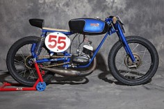 1963 DUCATI 48TS ~ XTR PEPO ~ ROCKETGARAGE PHOTO ~ SERGIO CARDENA