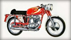1965 Ducati 250 Mach1