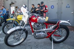 1965 Ducati 350 single
