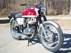 1967 Bultaco Metralla