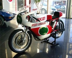 1968 Ducati 250 - beautiful