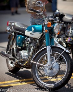 1969 Honda CB 350