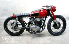 1969 Honda CB350 - Vintage Customs