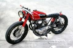 1969 Honda CB350 - VintageCustoms - Pipeburn - Purveyors of Classic Motorcycles, Cafe Racers & Custom motorbikes