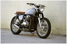 1971 Honda CB 750 - 'The Brat' - Pipeburn - Purveyors of Classic Motorcycles, Cafe Racers & Custom motorbikes