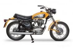 1972 Ducati 250 Scrambler