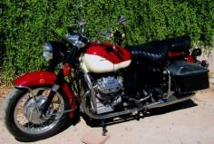1972 Moto Guzzi Eldorado