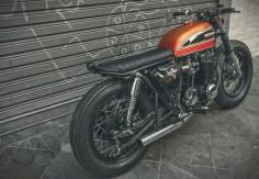 1973 HONDA CB750 BRAT - RECAR MOTOS - INAZUMA CAFE RACER