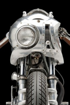 1974 Ducati 750cc Sport - Blogged: Is it just me or does this #motorcycle look like a cyborg?
